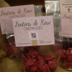 Boutons de rose cristallisés 50g