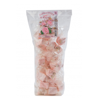 'Nougats à la rose papillotes' 200 g