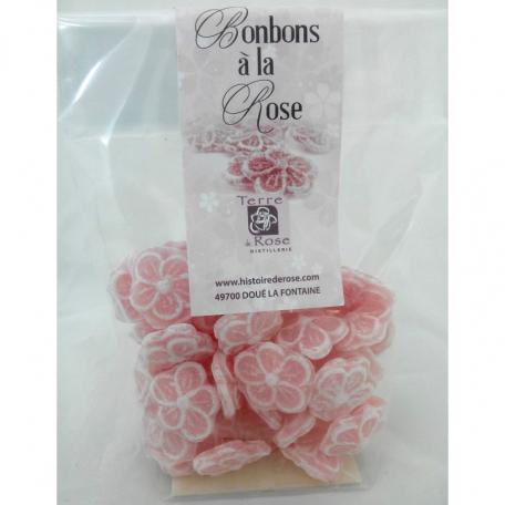 Bonbons à la rose 100g