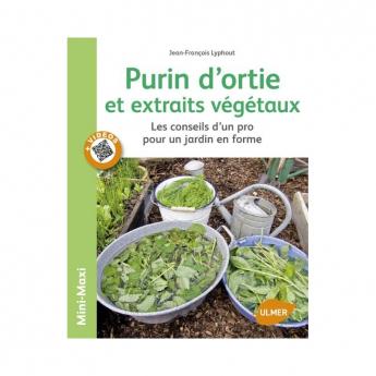 LIVRE PURIN D'ORTIE et extraits végétaux