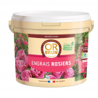 ENGRAIS ROSIERS Seau 4Kg