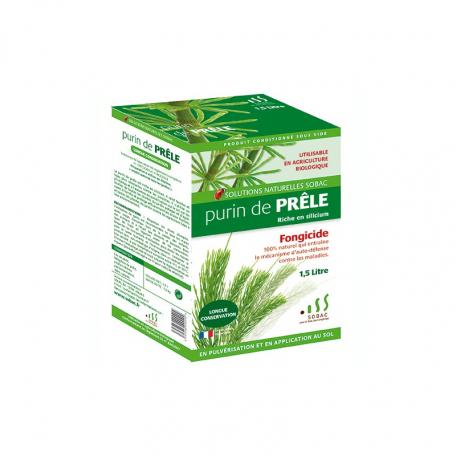 Purin de Prèle Bidon de 1.5L Sobac®