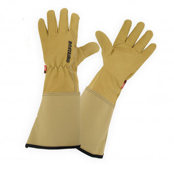 Gants cuir Rosier long Rostaing