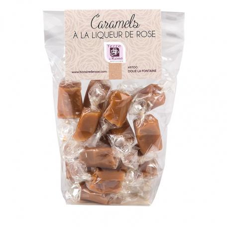 Caramels à la Rose 100 g