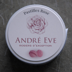 Pastilles à la rose