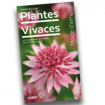 Livre Plantes vivaces mode d'emploi Ed. Ulmer
