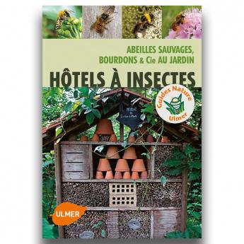 Livre Hotels à insectes Ed. Ulmer