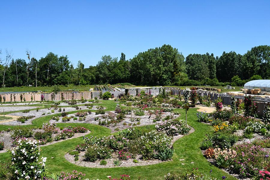 Le jardin André Eve®